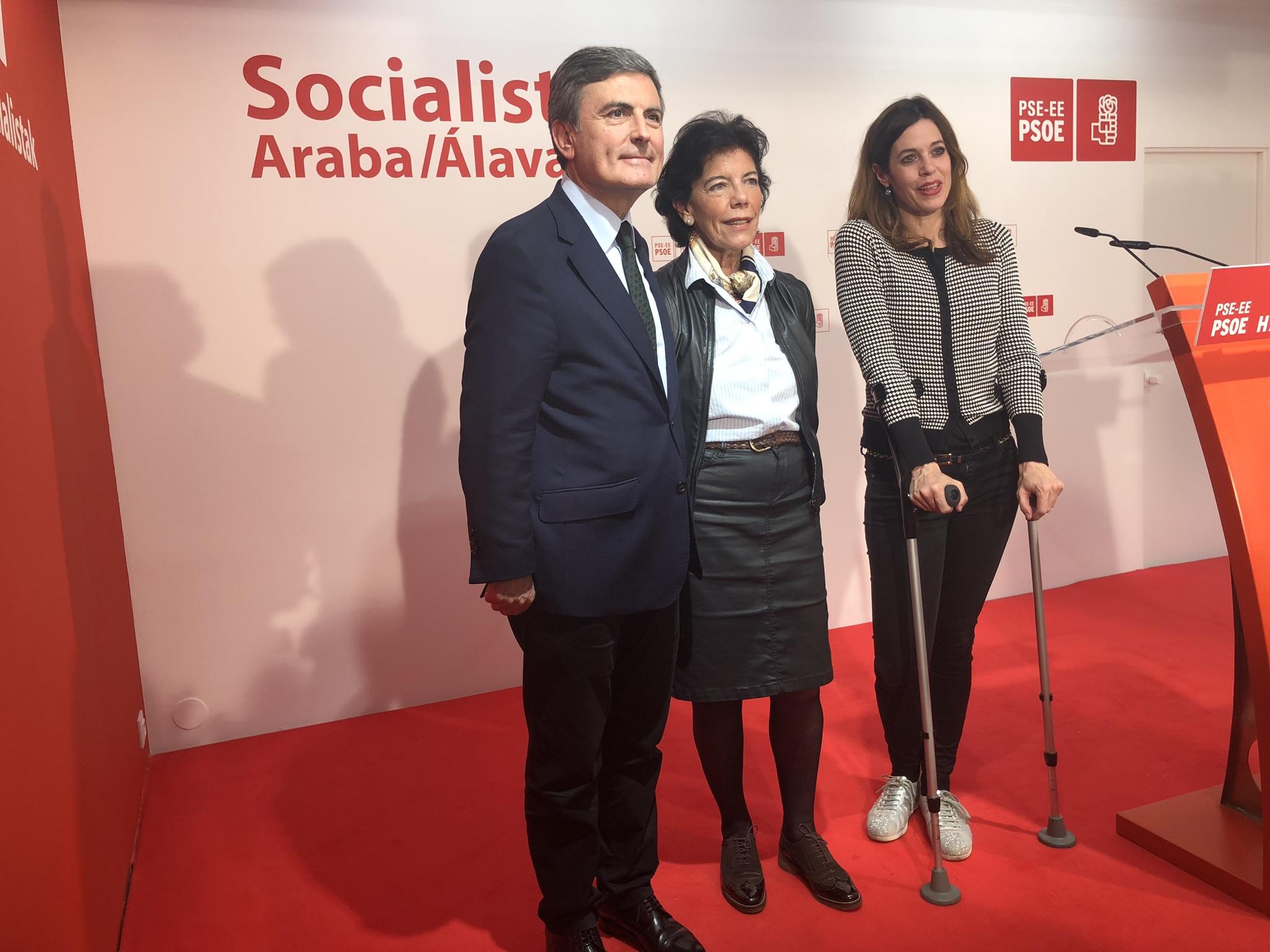 Acto con Pedro Saura, SECRETARIO DE ESTADO DE INFRAESTRUCTURAS